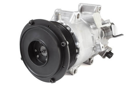 pomp: different air conditioning compressor for different car engines