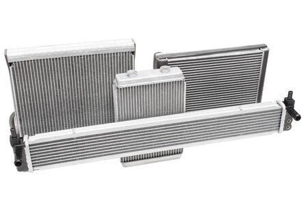 radiator: Group different automotive radiator cooling