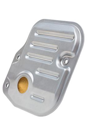 air cleaner: filtro de aceite (colador) en una transmisión automática. disposición horizontal de la imagen