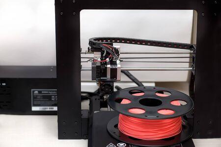 3d printer: 3d printer printing