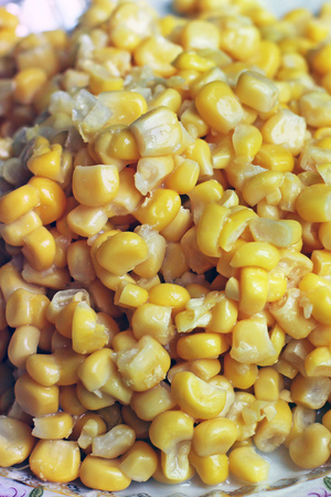 Corn. background of corn. Background of food. Close-up