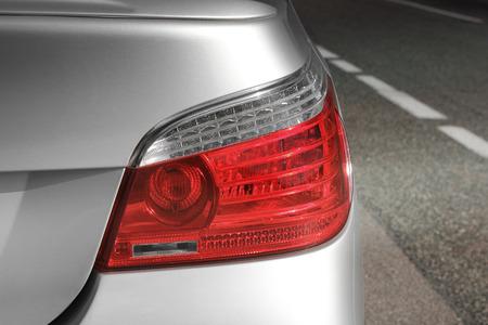 Car headlights. Luxury Headlights 版權商用圖片