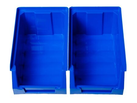 Box hardware (storage box) isolated on a white background. Stock Photo - 12680068