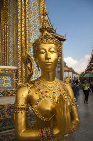 The Grand Palace and The Emerald Buddha Temple ,Bangkok Thailand photo