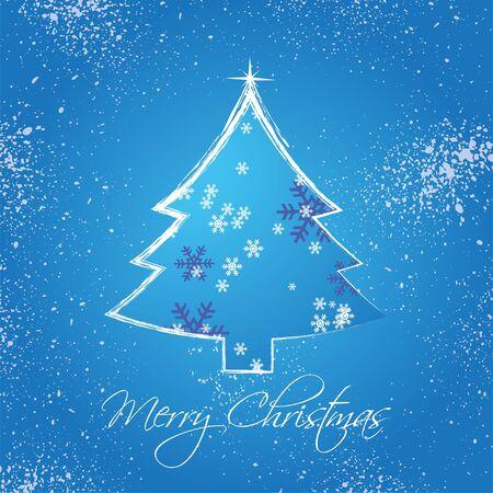 Christmas Greetings Frame Stock Vector - 17700144