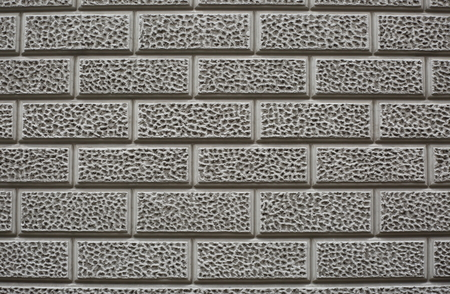 Convex pattern on the wall