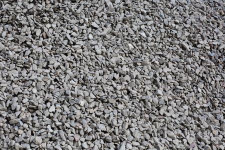 The gray building rubble Stockfoto - 122848149