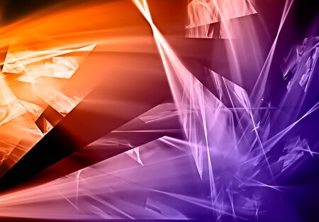 shiver: beautiful abstract broken design background
