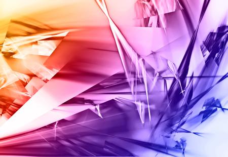 sliver: beautiful abstract broken glass design background