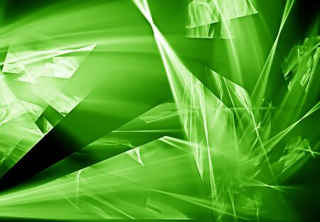 beautiful abstract broken design background