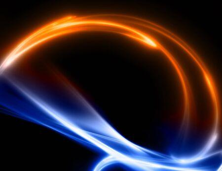 energy background: abstract elegant energy futuristic background