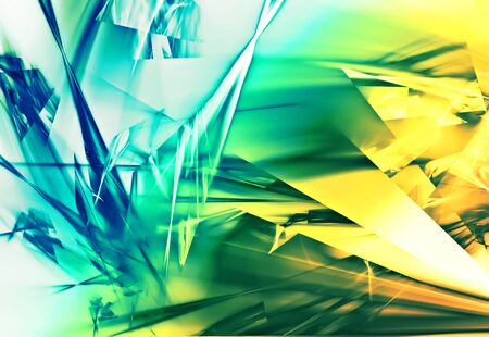 beautiful abstract broken glass design background