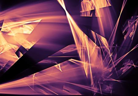 sliver: beautiful abstract broken design background