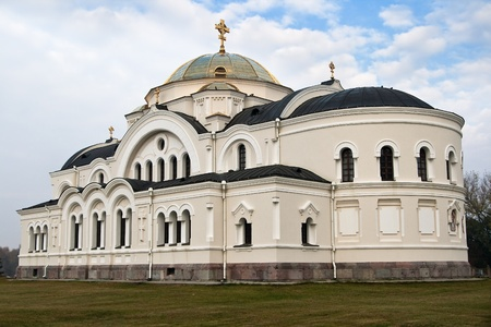 St. Nicholas Cathedral in the Brest Fortress, Belarus