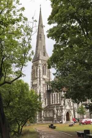 anglican: St Albans Anglican Church