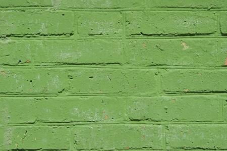 paredes de ladrillos: El ladrillo verde viejo