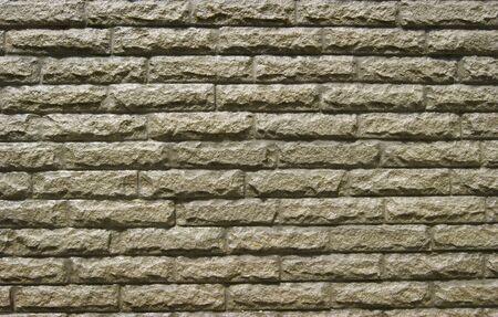 brickwork: Decorative brickwork  Stock Photo