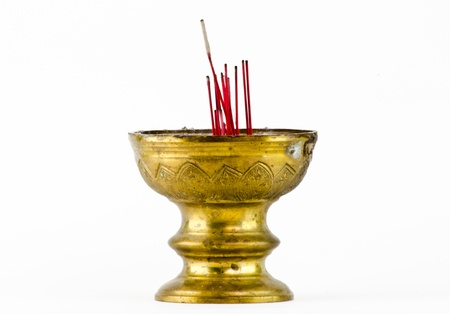 burner: Brass Incense Burner
