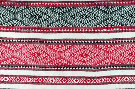 trabajo manual: Estilo de Norte textil tradicional tailand�s de imagen