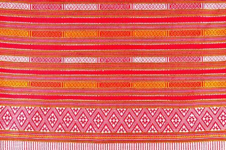 trabajo manual: Estilo del sur textil tradicional tailand�s de imagen
