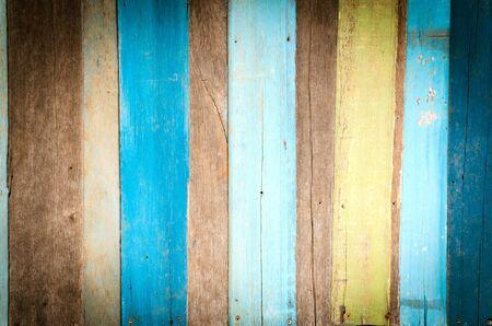 old, grunge wood panels used as background Stock Photo - 15825740