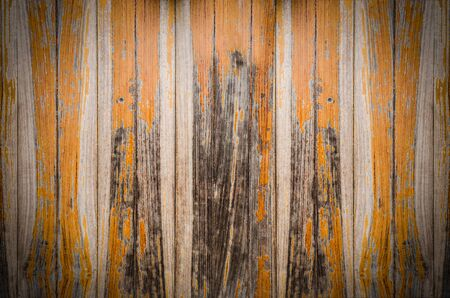 old, grunge wood panels used as background Stock Photo - 15826046
