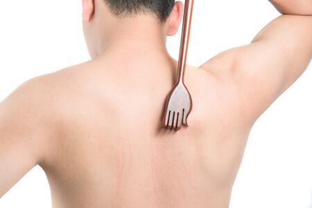 scratcher: Back Scratcher