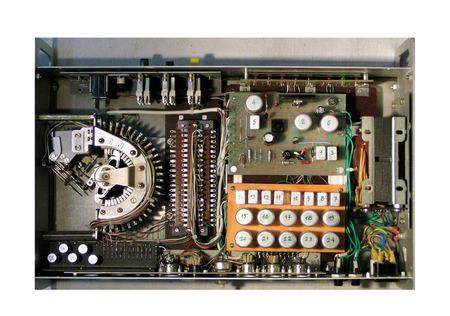 carrera de relevos: Bloque, sistemas automáticos, control, con el uso, electromagnética, relé Foto de archivo