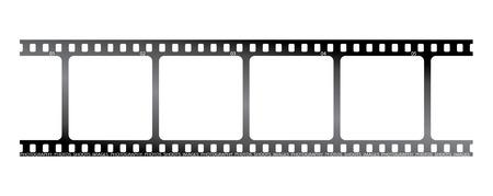 Film strip Stock Illustratie