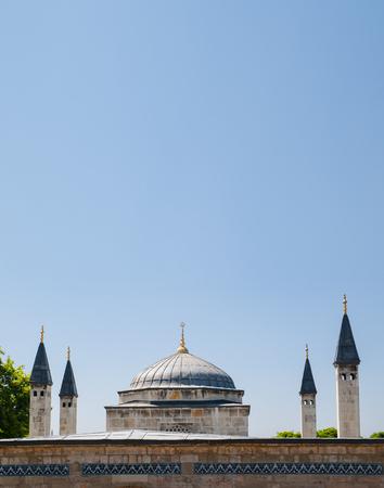 Historic mosque Stock Photo