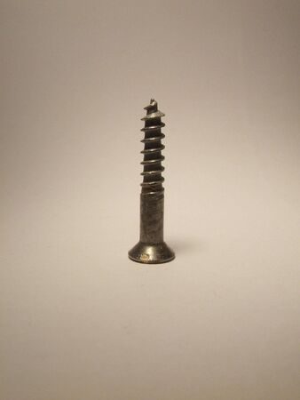Old Wood Screw