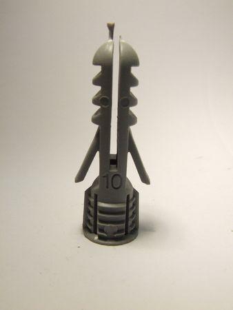 Raw Plug Stock Photo