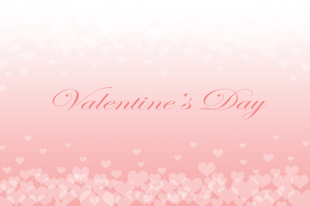 Sweet Pink background for Valentine day, love event, marriage and important day