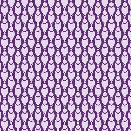 pincers: Violet claw of crab or pincers and circle and fire pattern on pastel background. Retro and classic  pattern style for vintage and modern design Illustration