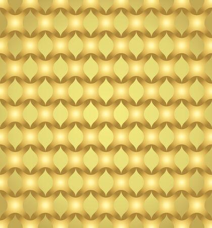 abstract cross: Croce d'oro astratto o pi� modello segno su sfondo pastello. Stile Dolce e modello moderno senza soluzione di continuit� per la progettazione grafica o romanticismo.