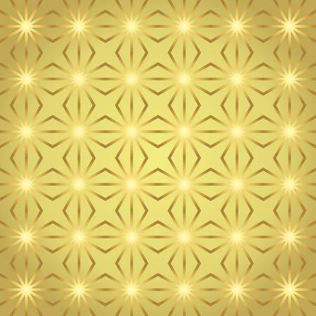 parallelogram: Romboedro oro o patr�n paralelogramo en el fondo en colores pastel. Romboide retro y c�rculo Modelo incons�til del estilo de dise�o cl�sico o moderno
