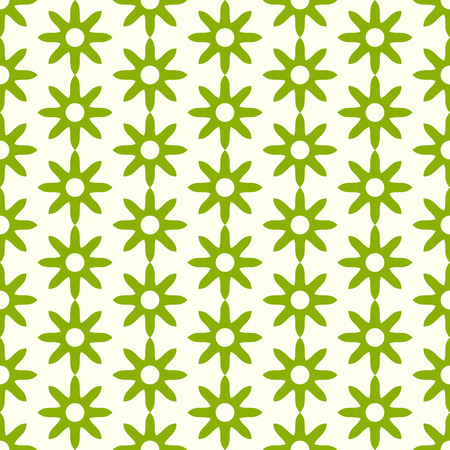 dry flower: Green dry flower pattern in classic style on pastel background. Retro and ancient blossom seamless pattern style for modern or classic design