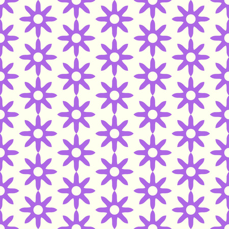 dry flower: Violet dry flower pattern in classic style on pastel background. Retro and ancient blossom seamless pattern style for modern or classic design