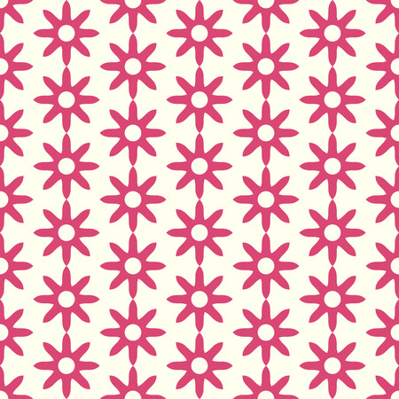 dry flower: Red dry flower pattern in classic style on pastel background. Retro and ancient blossom seamless pattern style for modern or classic design