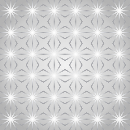 parallelogram: Silver rhombohedron or parallelogram pattern on pastel background. Retro rhomboid and circle seamless pattern style for classic or modern design
