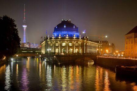 conformity: famous museum in Berlin