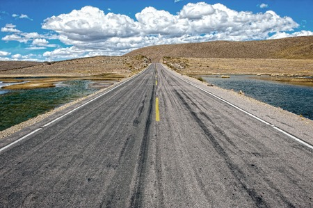 continente americano: Carretera que va de norte a sur a trav�s de todo el continente americano Sout