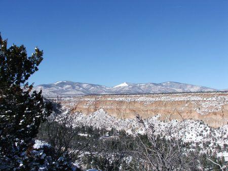The Cliffs of Los Alamos