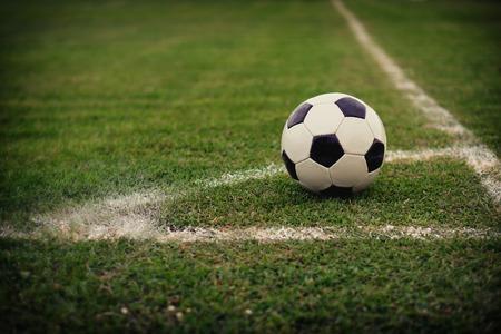 soccer Archivio Fotografico