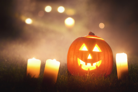 Halloween Pumpkin Banque d'images