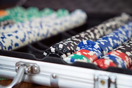 texas hold em: poker chips