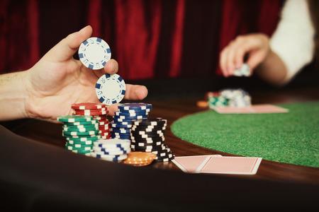 jetons poker: