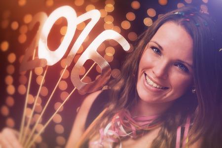 vrouwen: gelukkig nieuwjaar