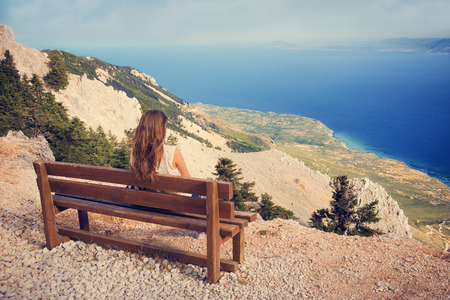 benches: Great view