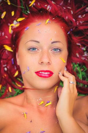 labios sexy: Belleza en primavera